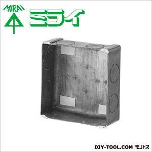未来工業 X線防護用鉛カバー(アウトレットボックス用) CDO-4ANXP-2