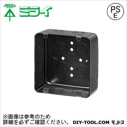未来工業 鉄アウトレットボックス OF-LB-1N 20ヶ