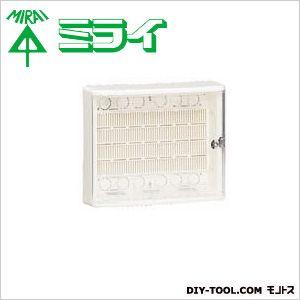 情報ウオルボックス(屋内用)透明カバー   CWBJ-3025W