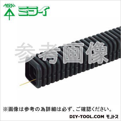 【送料無料】未来工業 難燃カクフレキ N-KFEP-50S