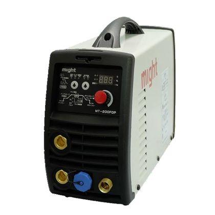 インバーターフルデジタル直流TIG溶接機  135W×275H×450L MT-200FDP