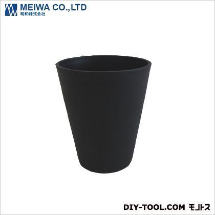 セラアート長鉢5号 黒 mm144×170mm