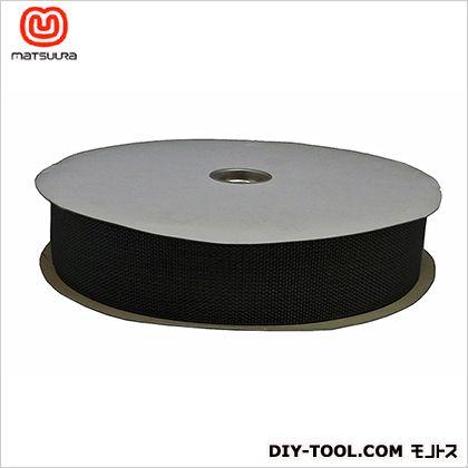 ナイロンベルト 黒 50mm巾25m巻厚み約2mm  1 巻