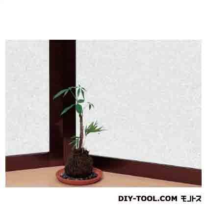窓飾りシート(ノンシルエットタイプ) ホワイト 92cm丈×90cm巻 GP-9241