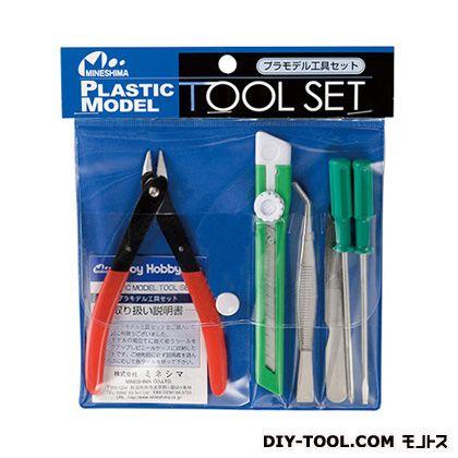 工具セット 赤×緑  A-5