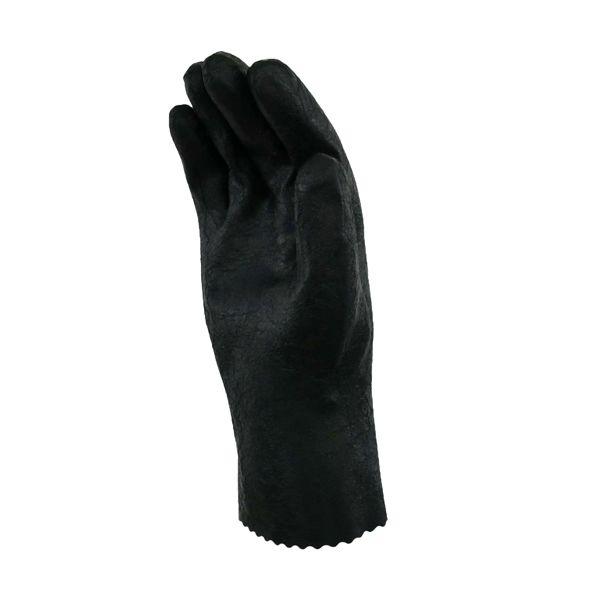 耐シンナー手袋 ブラック L 950