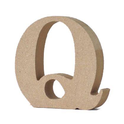 アルファベットレター大文字Q  約90×90×20mm EE1-5066