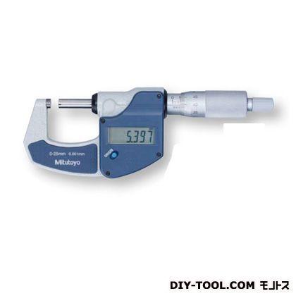 デジマチック標準外側マイクロメーター  1/1000 MDC-25SX