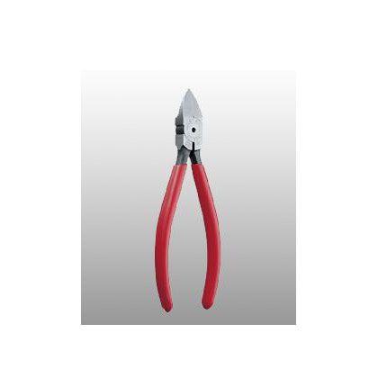 KEIBAプラスチック用ニッパー(刃先形状フラット)150  150mm PL-726
