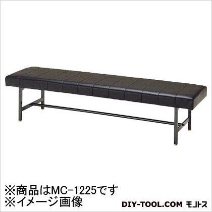 【送料無料】ミズノ ロビーチェア背無し黒 BK  MC-1225  便利グッズ(文具・OA機器)文具・OA機器