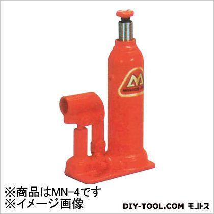 【送料無料】マサダ 標準オイルジャッキ4TON MN-4 1台