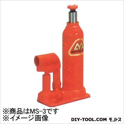 【送料無料】マサダ 標準オイルジャッキ3TON MS-3