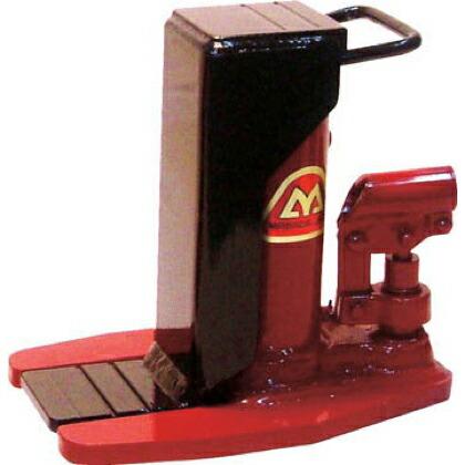 【送料無料】マサダ 爪付油圧ジャッキ 250 x 170 x 240 mm MHC1TL