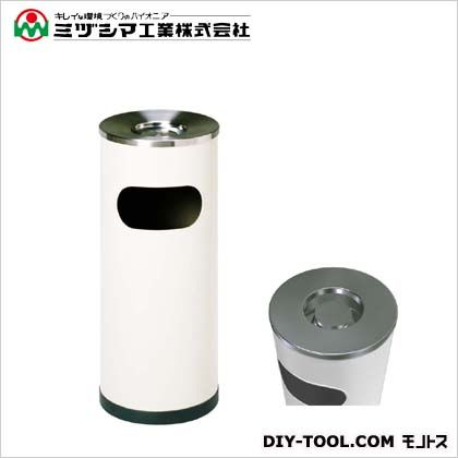 ミヅシマ工業 クリンスモーキングSS101 アイボリー(メラミン焼付塗装) 221-002