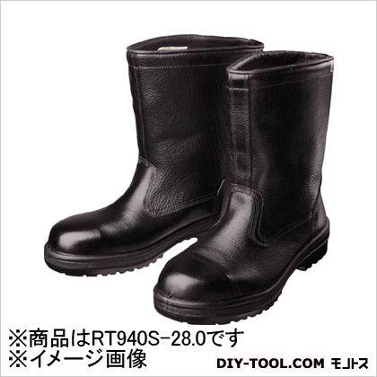 【送料無料】ミドリ安全 静電半長靴28.0cm 328 x 286 x 135 mm RT940S-28.0