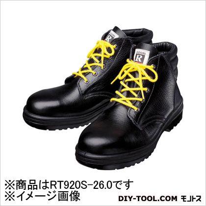 【送料無料】ミドリ安全 静電中編上靴26.0cm 316 x 222 x 131 mm 1