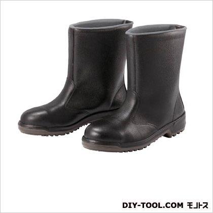 【送料無料】ミドリ安全 安全半長靴27.0cm 319 x 293 x 126 mm MZ040J-27.0