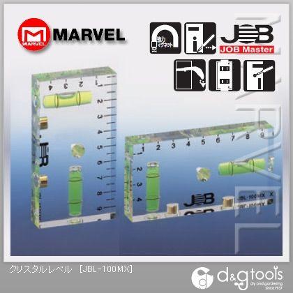 JOBクリスタルレベル水平器   JBL-100MX