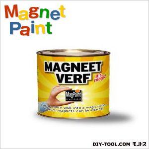 【送料無料】マグペイント マグネットペイント(水性マグネット塗料)色調:濃いグレー 1L ペンキ 壁紙 下地