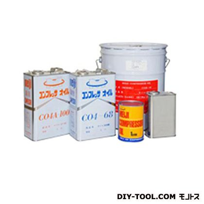 コンプレッサ用オイル  1L CO1A-100