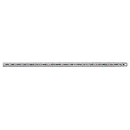 ステンスケール快段目盛 シルバー 全長1050mm×全幅35mm×厚さ1.5mm ST-1000KD