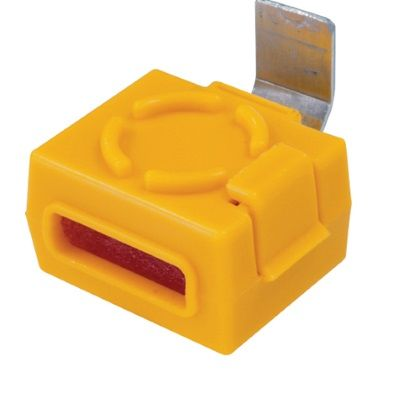 巻尺ダストリムーバー 黄色  MDR-12