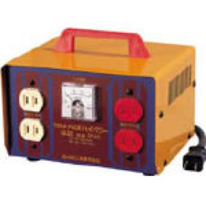 変圧器昇圧器ハイパワー2KVA2芯タイプ   M-20