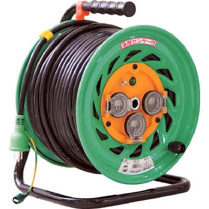 防雨型電工ドラム50M   FW-E53