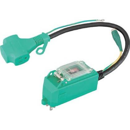 ブレーカプラグインポッキンブレーカ過負荷漏電保護兼用   PIPB-EK-T