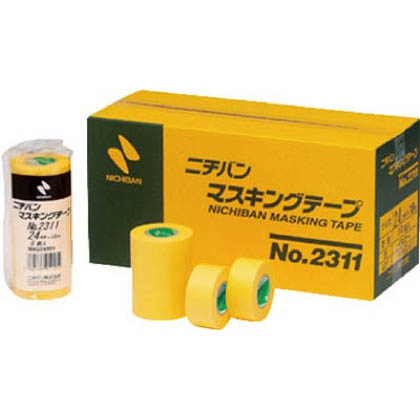 ニチバン 車両用マスキングテープ2311H 18X18 55 0058 00136 00mm