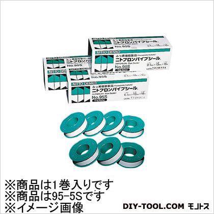 日東 ニトフロンパイプシールNo.95S0.1mm×13mm×5m 95-5S 10巻
