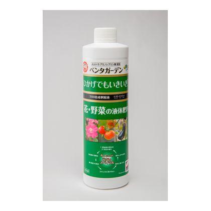 ニッシンショウジ ペンタガーデン花・野菜の液体肥料 450ml