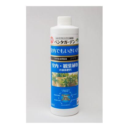 ニッシンショウジ ペンタガーデン室内観葉植物液体肥料 450ml