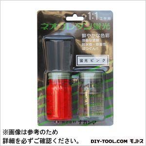ネオウレタン蛍光NON・TX グリーン 80ccセット