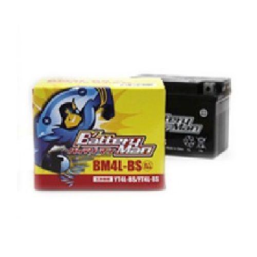 BM4L-BS バッテリー  GSユアサYT4L-BS互換 13010015