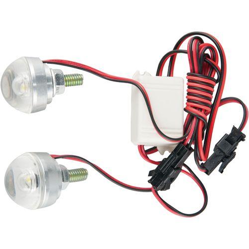 LEDストロボランプユニバーサル   13010365 2 個
