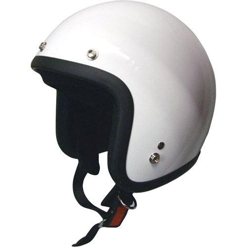 スモールジェットヘルメット ホワイト フリー 79122010