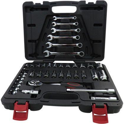 ハーレーインチ工具セット 40PCS メンテナンスツールセット   TOOL573