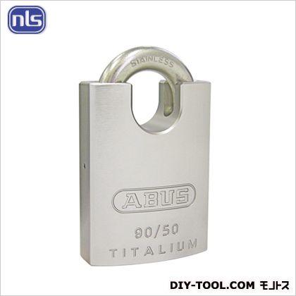 【送料無料】ABUS ピンシリンダータイタリウム 90RK/50