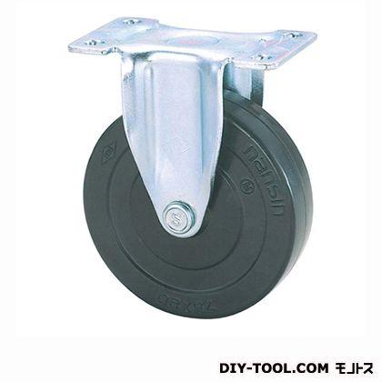 定番軽量キャスターゴム車輪  高さ:92mm KEL75RL (K 75- 75×20)