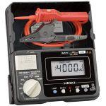 【送料無料】日置電機 5レンジ絶縁抵抗計スイッチ付きリード IR4051-11 1台 0