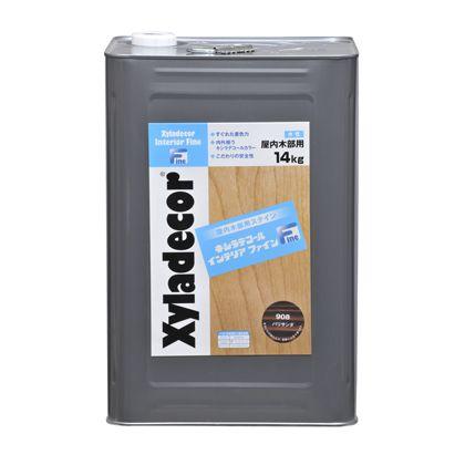 【送料無料】大阪ガスケミカル キシラデコール インテリアファイントップコート ハンツヤ 14kg 0