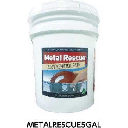 ARMOR水溶性錆除去剤メタルレスキュー19L1本   METALRESCUE5GAL 1 本
