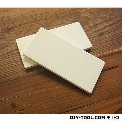 エッグタイル(卵の殻と土でできた軽量タイル) 長方形 プレーン  50×100mm 3591727003 12 枚