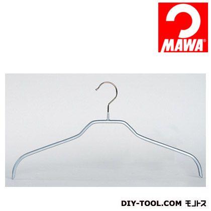 MAWA社 3本セットマワハンガー滑らないハンガーレディースハンガー シルバー 210917