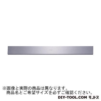 【送料無料】新潟理研測範 長方形直定規B級焼ナシ 1000 39-4-1000