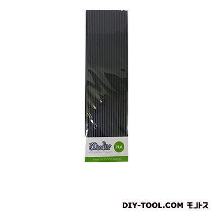 WobbleWorks社 PLAフィラメント 3Doodler専用プラスチックフィラメント タキシードブラック PL01-TUXB 25本