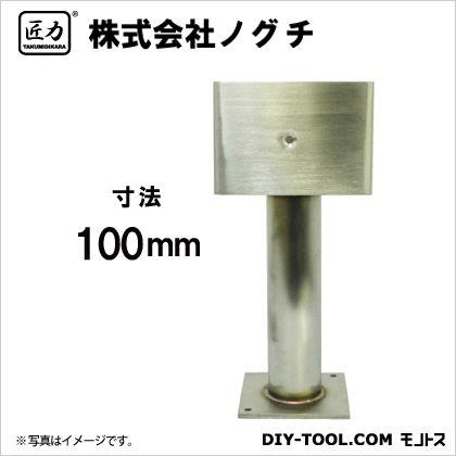 ステン柱受HL仕上角型 ヘアーライン 100MM SPK100