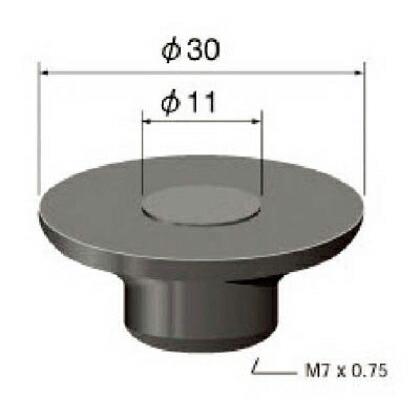 インパルス用先端工具(1Pk(箱)=5個入)   64822 5 個