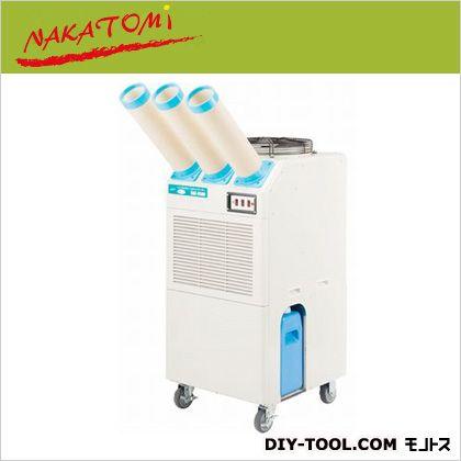トリプルダクトスポットクーラー  本体mm:W560xD620xH1270 冷風ダクトmm:内径Φ114、外径Φ120 SAC-6500